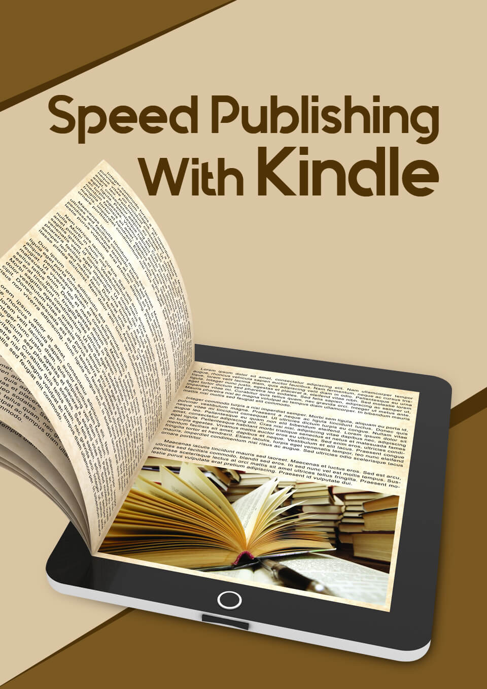 Learn how to Speed Publish with Our Kindle Training Course Get Your Copy Now!